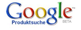 Traffic durch die Google Produktsuche