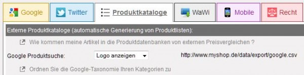 google-produktsuche