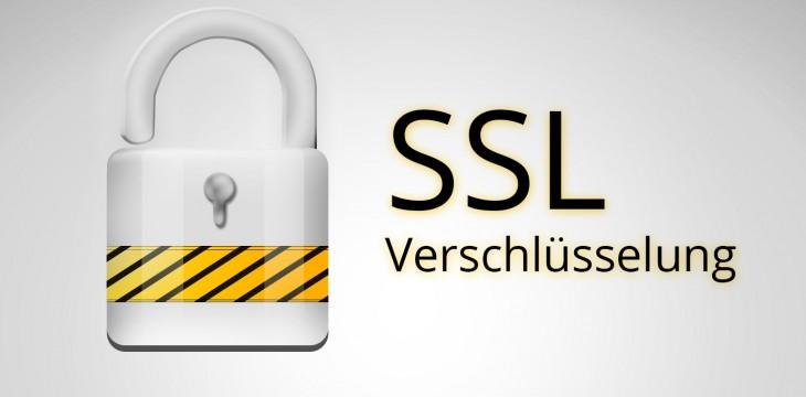 SSL Verschlüsselung als Erfolgsfaktor