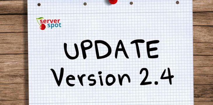Vorschau: Neuerungen in Version 2.4