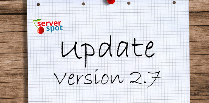 Neue Version 2.7