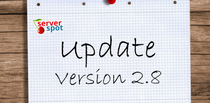 Neue Version 2.8